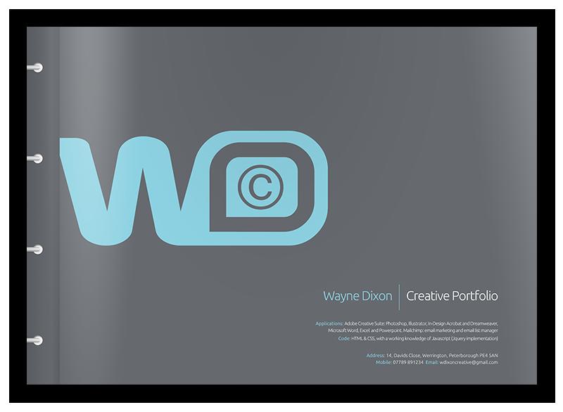 Creative Portfolio 2009 - 2013