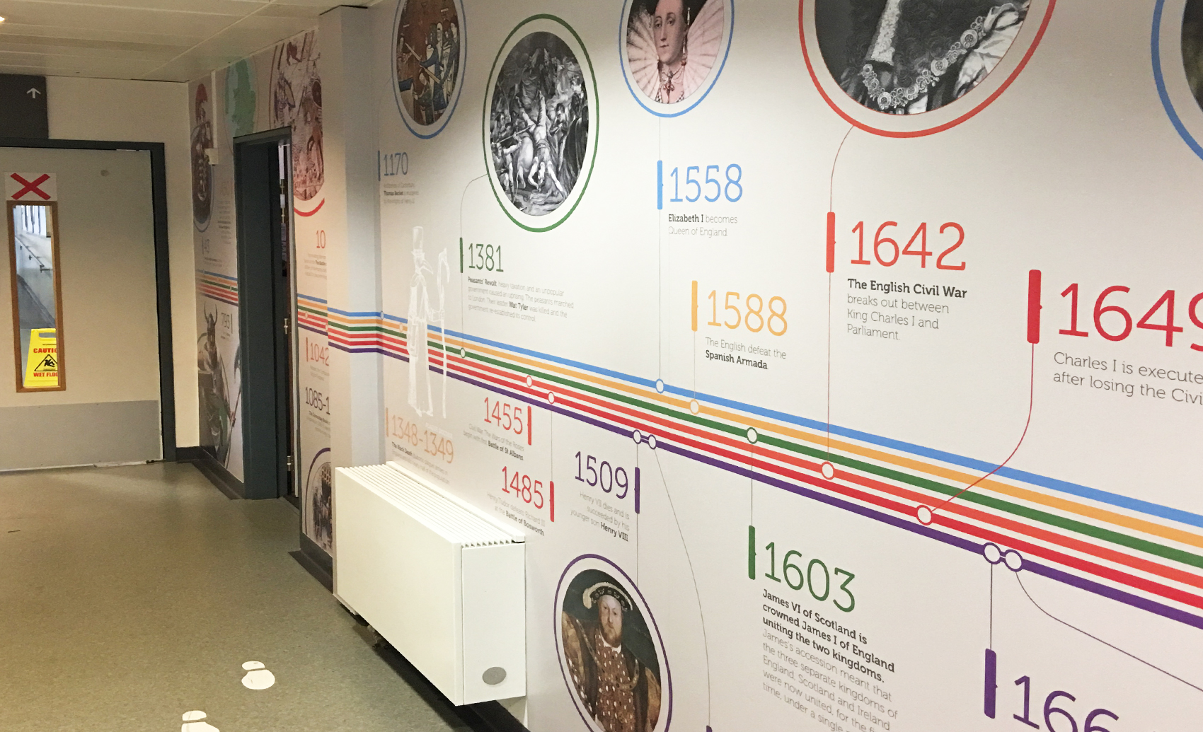 KSCS History Wall Art 3