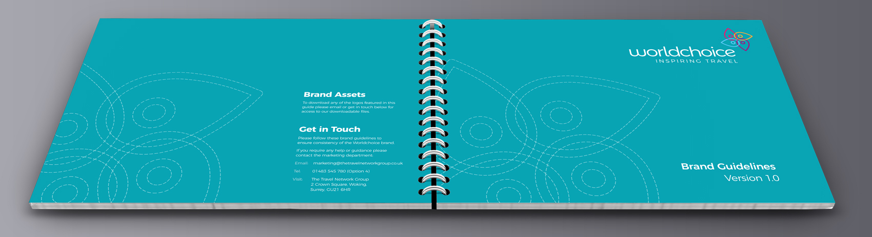 Worldchoice Brand Guidelines Cover