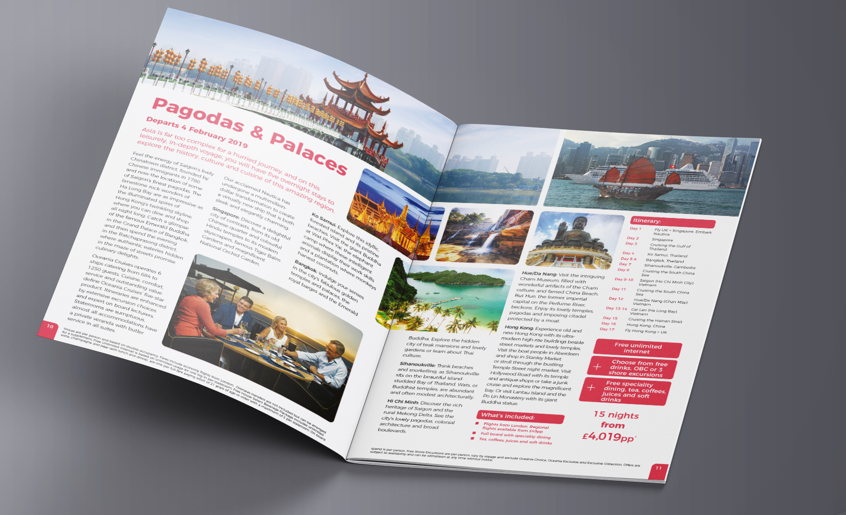 Worldchoice Product Brochure Spread